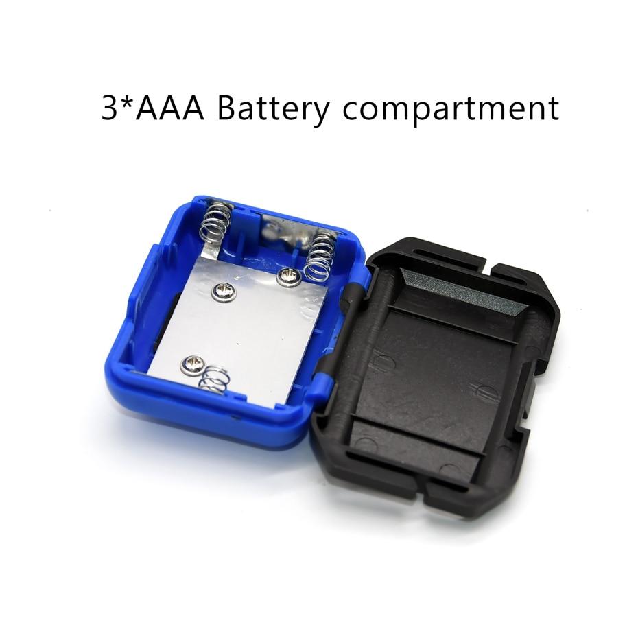 ANYIGE Mini 4 Modes Waterproof COB LED Flashlight Outdoors Headlight Headlamp Torch Emergency Lantern for Outdoor Activities AAA 4