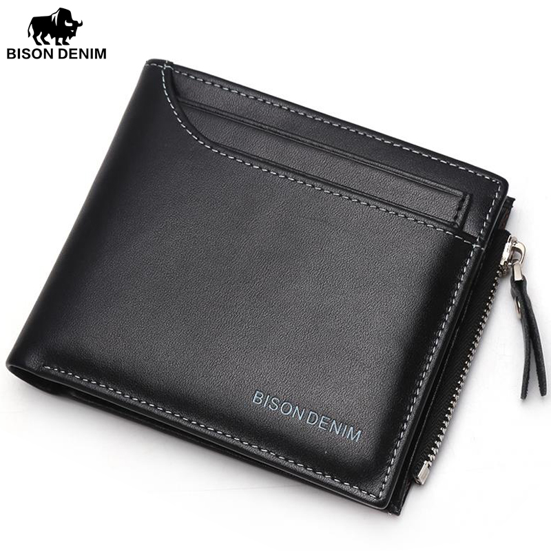 BISON DENIM Men's Wallets