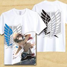 Attack On Titan Printed T-Shirts