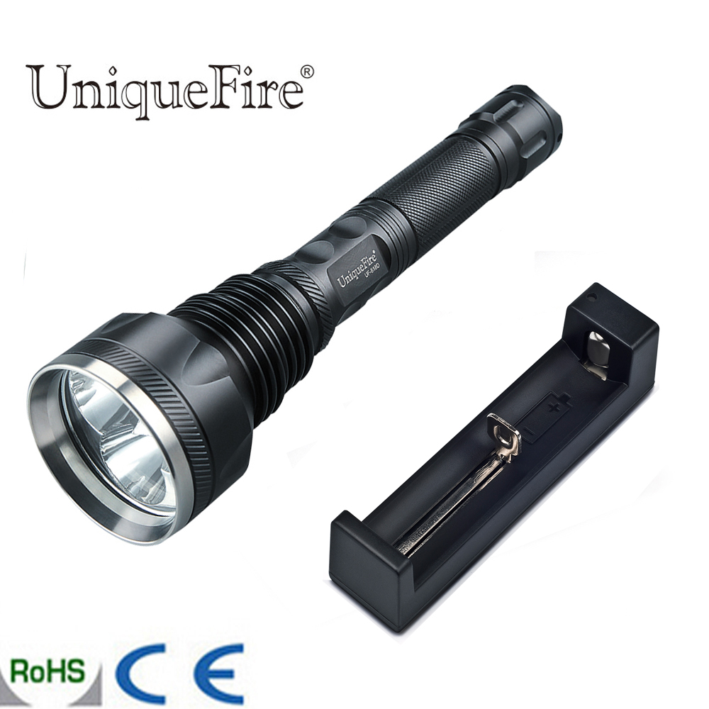 UniqueFire 818D 3*XML-2 LED Light Flashlight Led Lampe 3800 Lumen Torch For 3x18650 Rechargeable Battery sitemap 56 xml