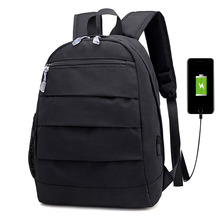 Business Men USB Charging Port font b Laptop b font Backpack Computer font b Accessories b