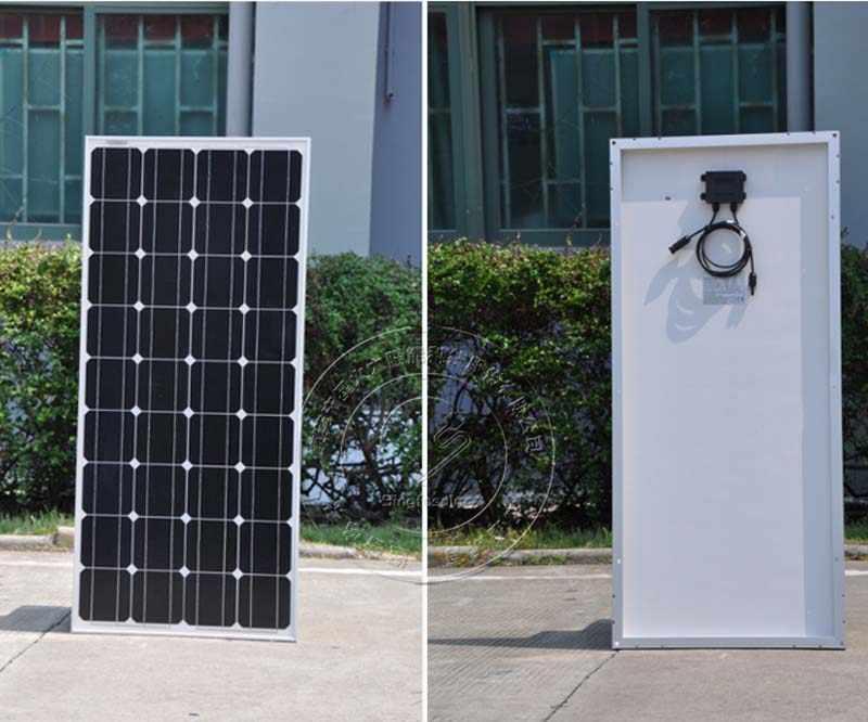 Zestaw Panel słoneczny 12v 150w solarny regulator ładowania 12 v/24 v 10A bateria słoneczna Solar Camping System przyczepa kempingowa samochód RV