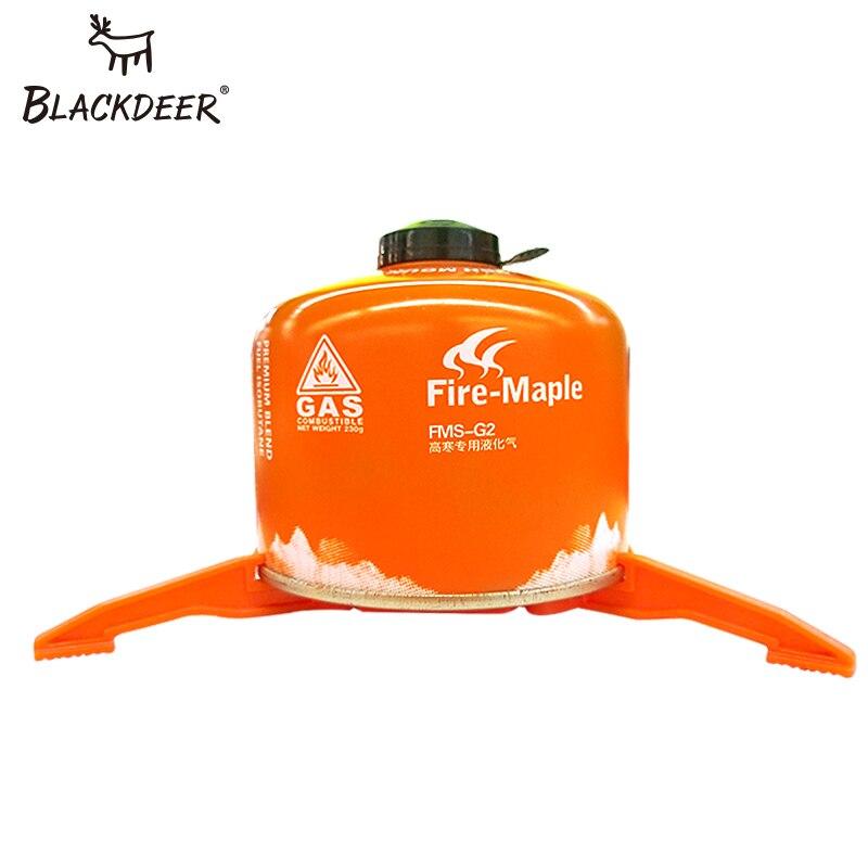 BLACKDEER Outdoor Camping Gas Tank Bracket Bottle Shelf Camping Cartridge Canister Stand Hot BD11826701