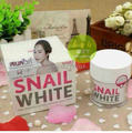 White snail cream acne whitening moisturizing rejuvenation scar moisturizing cream