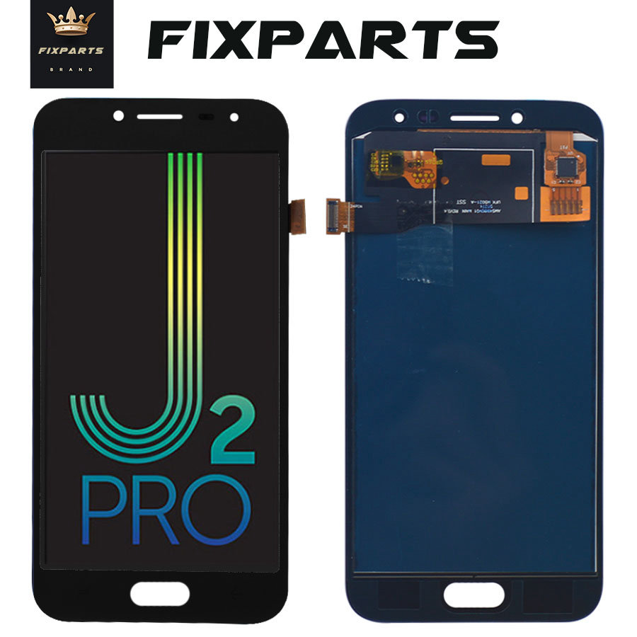 J250F LCD Für SAMSUNG Galaxy <font><b>J2</b></font> Pro <font><b>2018</b></font> <font><b>Display</b></font> Touchscreen Digitizer Montage Ersatz Für SAMSUNG <font><b>J2</b></font> Pro LCD j250 <font><b>display</b></font> image