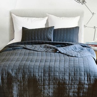 Luxury Bedspread Quilted Bed Spread Lattice Bed Cover Double Lightweight Coverlet Set Quilt Blanket