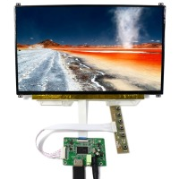 HDMI LCD Controller Board With 13.3inch 1920x1080 N133HSE EDP IPS LCD Screen