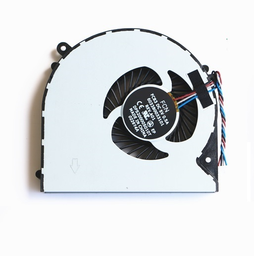 New Laptop CPU Cooling Fan for Toshiba Satellite L50 L50-A L50DT L50T L50T-A L55 L55D Series