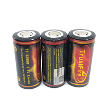 Large Capacity High Quality TrustFire Battery 32650 3.7V 6000mAh Rechargeable Lithium Batteries with PCB Protected Board