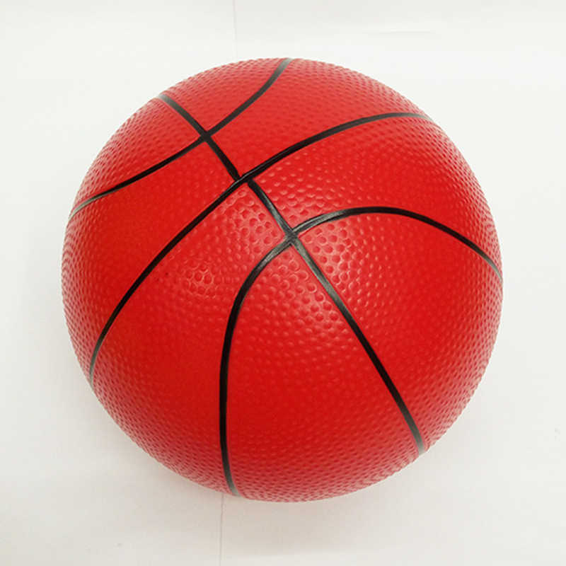 15cm Kids sports Inflatable Toy Plastic Ball basketball Red Yellow Green Orange PVC Ball Children Baby Gifts girl and boy gift