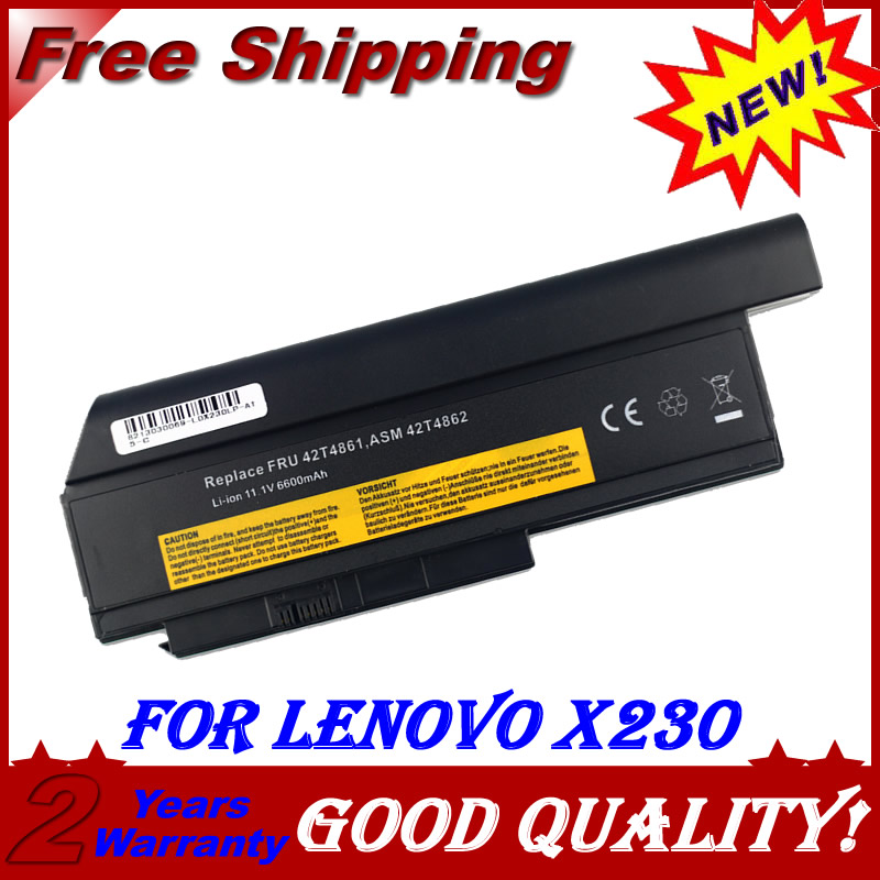 Jigu Аккумулятор для ноутбука <font><b>Lenovo</b></font> ThinkPad 42Y4874 42T4863 42t4866 <font><b>X230</b></font> X220 X220i X220s 42T4901 42T4902 42Y4940 42Y4868 42T4873
