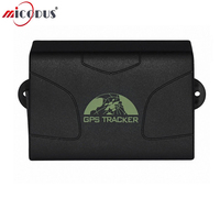 Vehicle GPS Tracker TK104B GPS104B Car Alarm Realtime Tracking Device 6000mAh Battery Standby 4 Month Waterproof