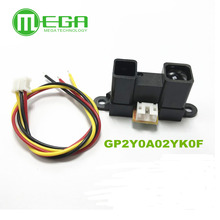 Neue 10PCS GP2Y0A02YK0F 2Y0A02 Infrarot Sensor