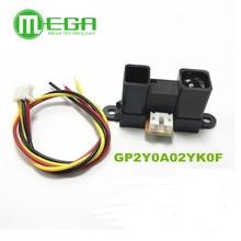 New 10PCS GP2Y0A02YK0F 2Y0A02  Infrared Sensor