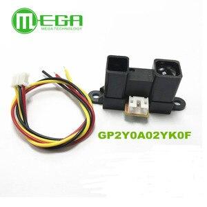 Image 1 - Nouveau 10 PIÈCES GP2Y0A02YK0F 2Y0A02 Capteur Infrarouge