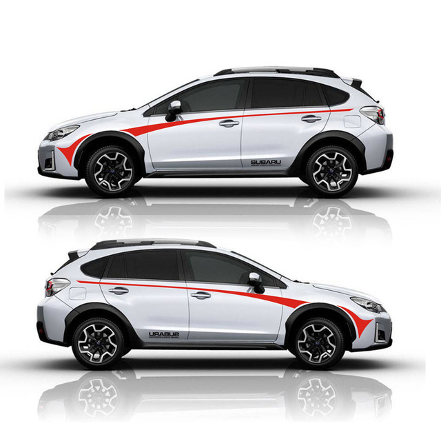 Taiyao Car Styling Sport Car Sticker For Subaru Xv Eyesight Mark