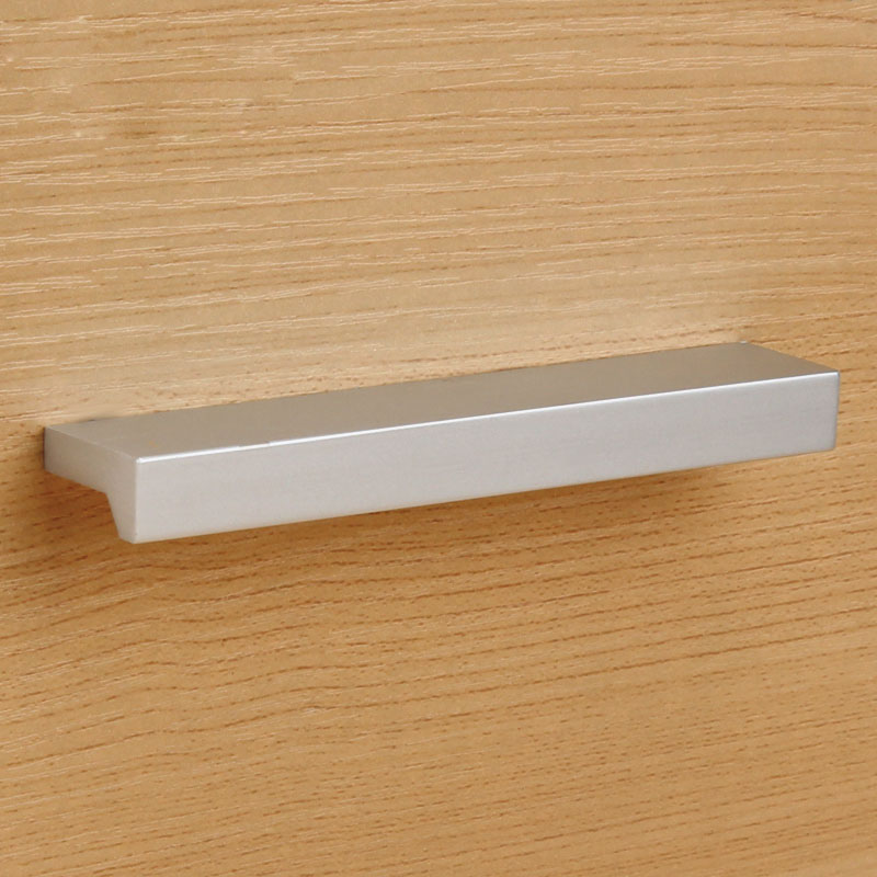Pull Hand Contemporary Contracted Ming To Install Cupboard Door Drawer Cabinet Closet Furniture Handles Aluminum E