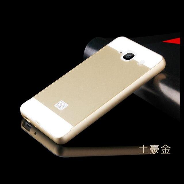 huge discount 34685 b212d US $4.99 |Hot Xiaomi redmi 2 2S Mi2 Metal Case,Push Pull Aluminum Case+ PC  Back Cover For Xiaomi Note Hongmi Red Rice M2 Mi 2 Funda Coque on ...