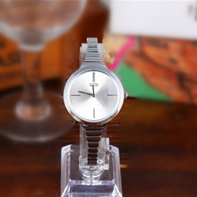 New Fashion Waterproof Alloy Case Luxury Quartz Wristwatch Elegant Lady Rose Gold Watches Gift for Ladies Casual Dress