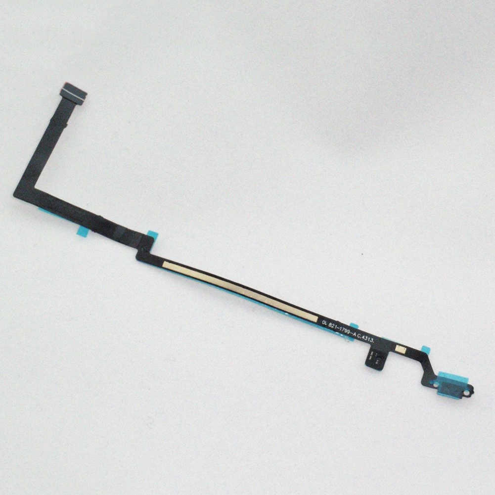 Gorąca sprzedaż wymiana tabeli część naprawcza przycisk Home Flex Cable dla iPad 5 Air A1474 A1475