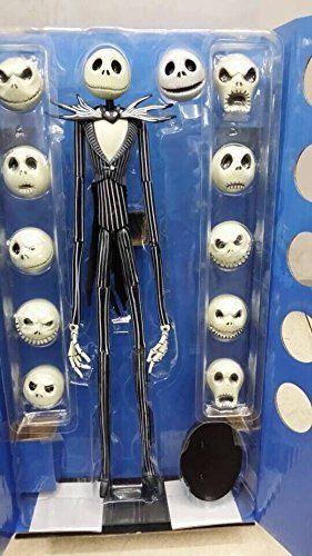 The Nightmare Before Christmas Jack PVC Action Figure Model Toy 35CM model toy womens printed halloween leggings the nightmare before christmas cosplay leggin jack and sally slim design workout girls pants
