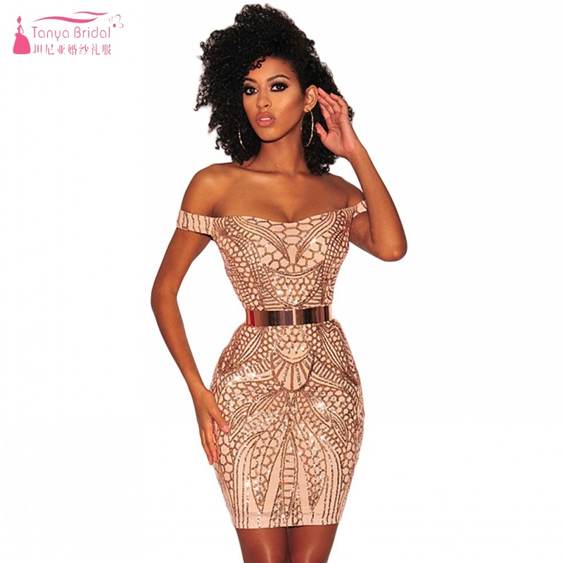 Weddings & Events Genial Champagner Homecoming Kleider Mit Elfenbein Appliques Über Knie Mini Sexy Kurzen Cocktail Kleid Sleeveless Vestidos De Formatura