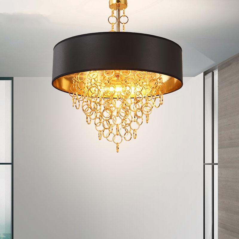 Freundschaftlich Nordic FÜhrte Anhänger Licht Schwarz Lampenschirm Hängen Lampe Drop Anhänger Lampe Für Kicthen Wohnzimmer Schlafzimmer Leuchte Beleuchtung