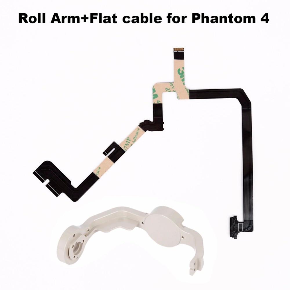 Gimbal Flat Cable for DJI Phantom 4 RC Camera Drone Taoke Yaw Arm