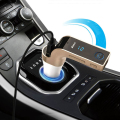 Wireless Hands Free Bluetooth FM Transmitter Modulator Car Kit MP3 Player SD USB LCD Car Music Player G7 + AUX