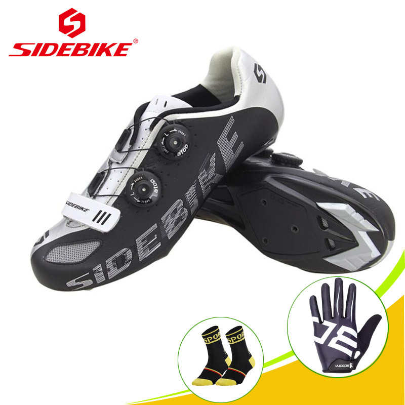 SIDEBIKE sapato ciclismo bicycle riding shoes outdoor sneakers Road Cycling Superfine Fiber Shoes Bike High Pressure Nylon SoleSIDEBIKE sapato ciclismo bicycle riding shoes outdoor sneakers Road Cycling Superfine Fiber Shoes Bike High Pressure Nylon Sole