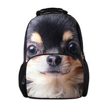 Новинка женщины 3D животных рюкзаки женский путешествия ноутбук рюкзак мило домашняя кошка печать Bagpack детей школьные сумки Mochila