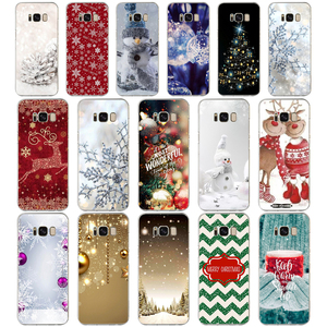 145 Z Have yourself Merry Christmas TPU Soft Silicone Case For Samsung Galaxy s6 s7 edge S9 S8 S10 Plus Phone Cover Capa Capinha