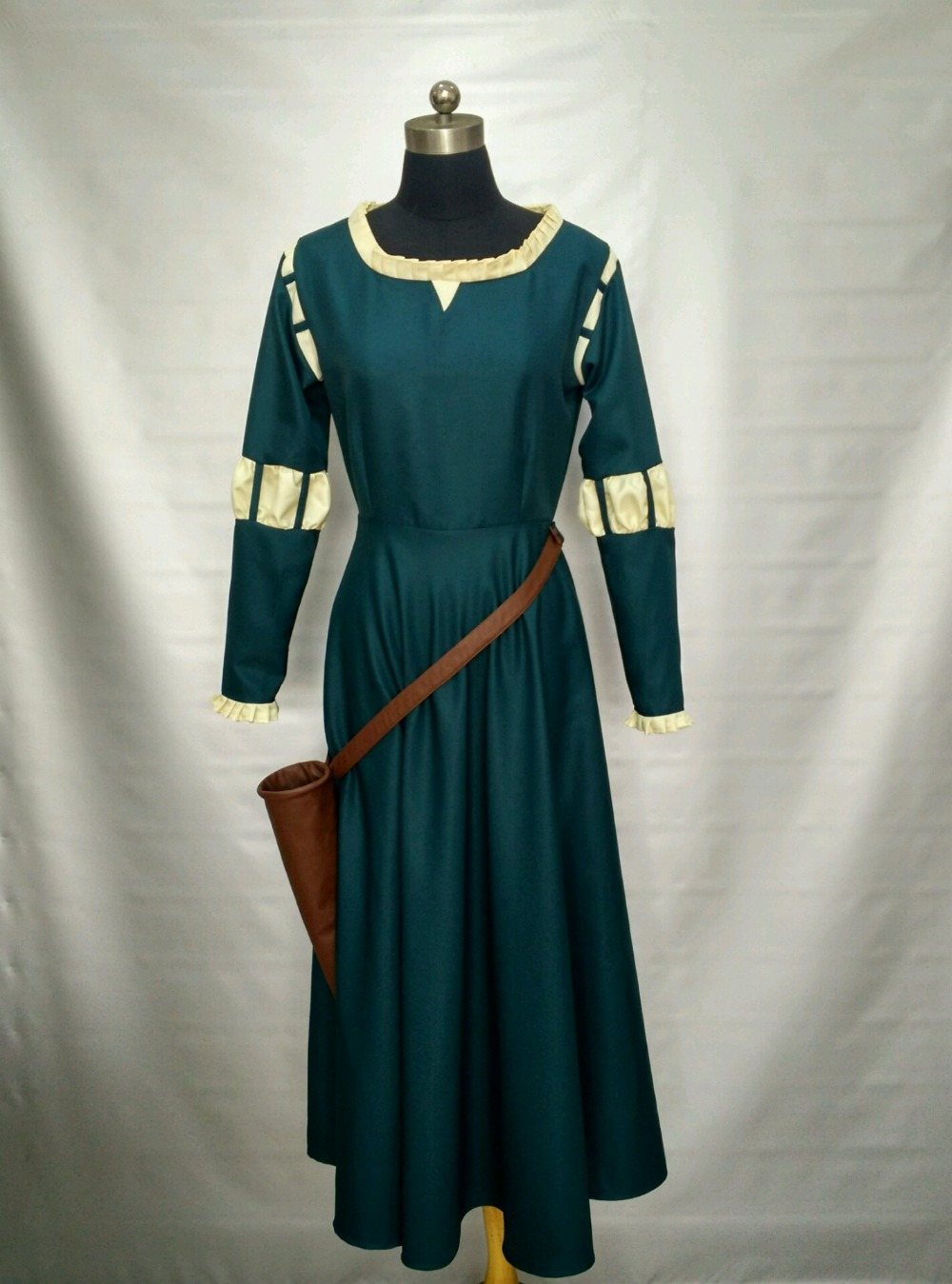 Women Princess Merida Adult Costumes Brave Merida Cosplay Dresses -in Movie u0026 TV costumes from Novelty u0026 Special Use on Aliexpress.com | Alibaba Group & Women Princess Merida Adult Costumes Brave Merida Cosplay Dresses ...