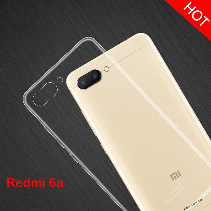 واضحة شفافة ل Xiaomi Redmi ملاحظة 2 3 3 S 4 4A 4X5 5A 6 6A 7 Y3 الذهاب برو زائد رئيس Fundas غطاء من البولي يوريثان الحراري السيليكون