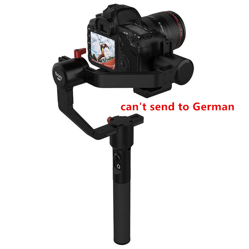 Hohem iSteady Gear 3-axis Handheld Gimbal Payload 2.5kg for DSLR / Mirrorless Camera