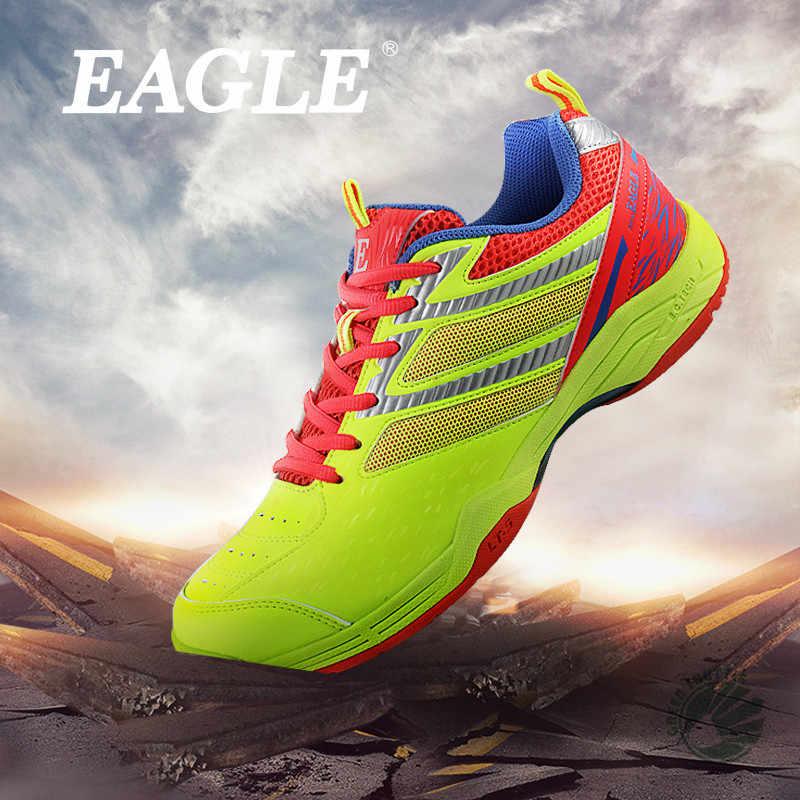 2020 neue Echte ADLER Hohe Atmungsaktive Mesh Badminton Schuhe Für Männer Und Frauen 3650 3655 Sport Turnschuhe