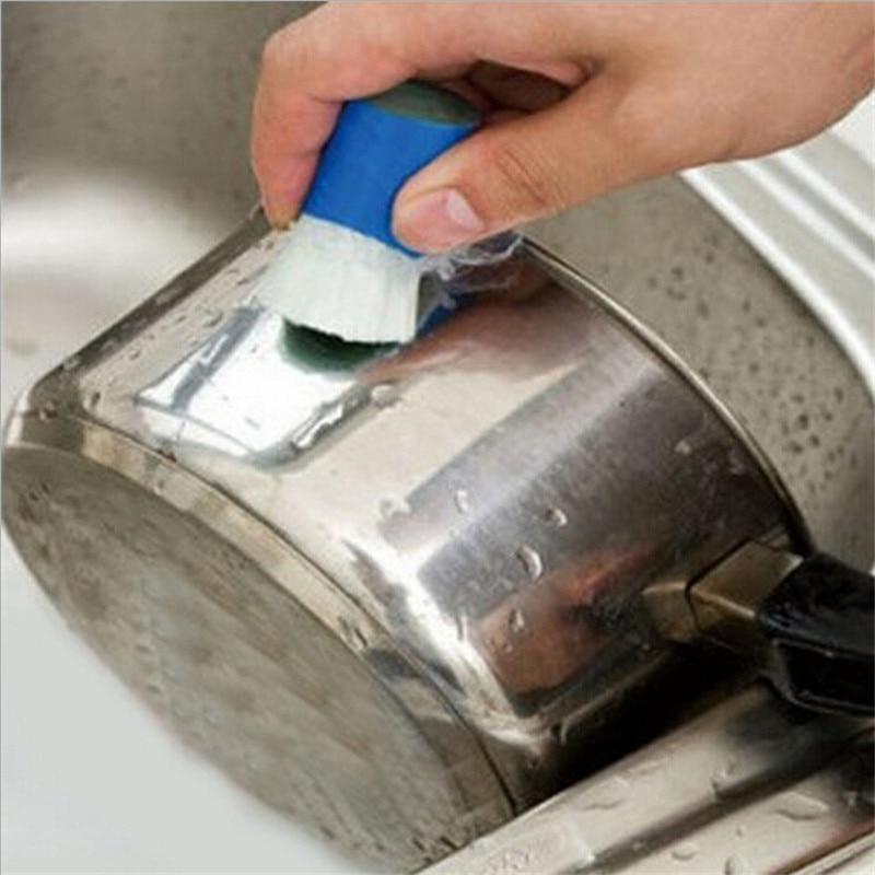 Как очистить кастрюлю из нержавеющей стали