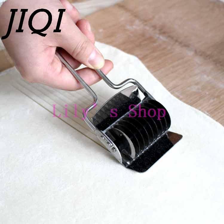 Household stainless steel manual Noodles Pressing Machine Handle pasta ginger scallion Cutter Spaghetti Makers mold Dough roller набор для кухни pasta grande 1126804
