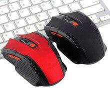 цены на Best 2.4Ghz Mini portable Wireless Optical Gaming Mouse Mice Professional Gamer Mouse For PC Laptop Desktop PC  в интернет-магазинах