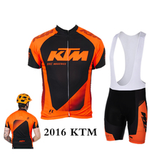 KT 2016 new Cycling Jersey ropa ciclismo sport mtb bike clothes maillot ciclismo bicycle man summer cycling clothing