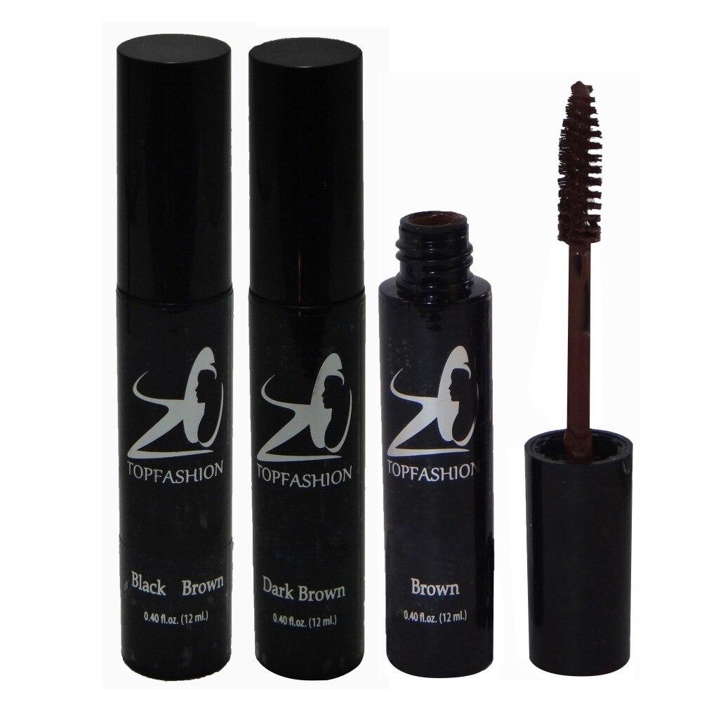 все цены на 12 gr Mustache Eyebrows Sideburns Brush-On Beard Fashion Temporary Cover Grey Hair Mascara