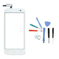 High Quality White Screen Replacement Touch Panel Digitizer For Alcatel One Touch POP 2 5042D OT5042