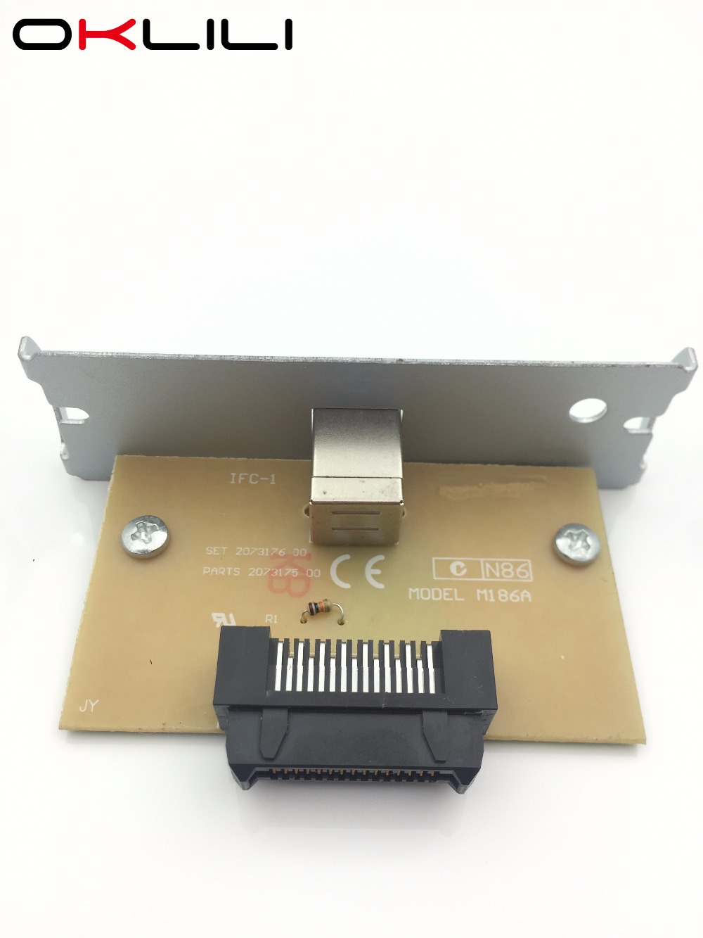 UB-U05 M186A C32C823991 A371 USB Port Interface Card for Epson TM-T88V TM-H6000IV TM-T88IV T88V H6000IV TM-T81 TM-T70 T81 T70