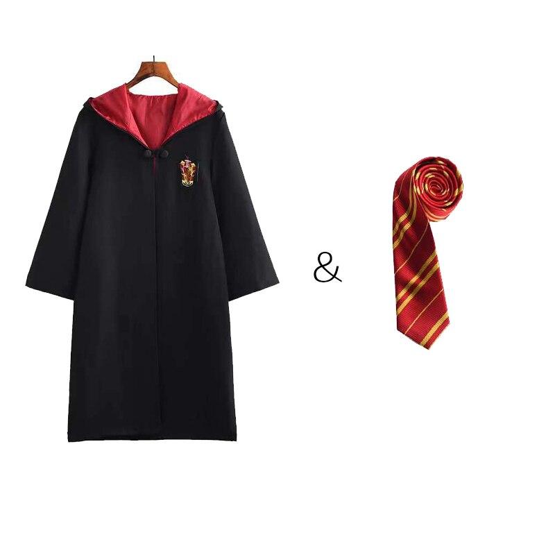Gryffindor robe tie
