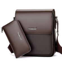 Briefcase Men Business Bag Shoulder Messager Mens Crossbody Bags For Casual Travel High Quality Male