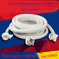 Universal Full Auto Washing Machine Water Inner Tube Hose Pipe 2 5 Meters Suitable For All