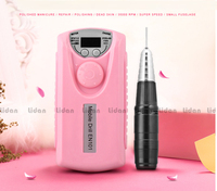 Electric Nail Grinder Personal Care Appliances Nail Mini Rechargeable Handheld Pen Type Polishing/removal dead skin