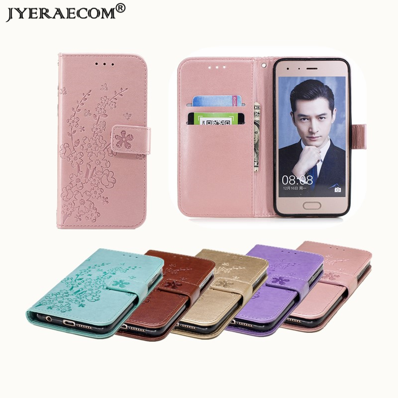 JYERAECOM Luxury Retro Flip Case For iphone 7 PU Leather + Soft Silicon Wallet Cover For iphone 8 Case Phone