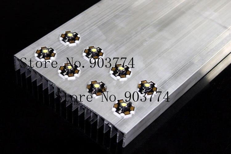Lâmpadas Led e Tubos calor de alta potência levou Modelo do Chip Led : 3w Alta Voltagem