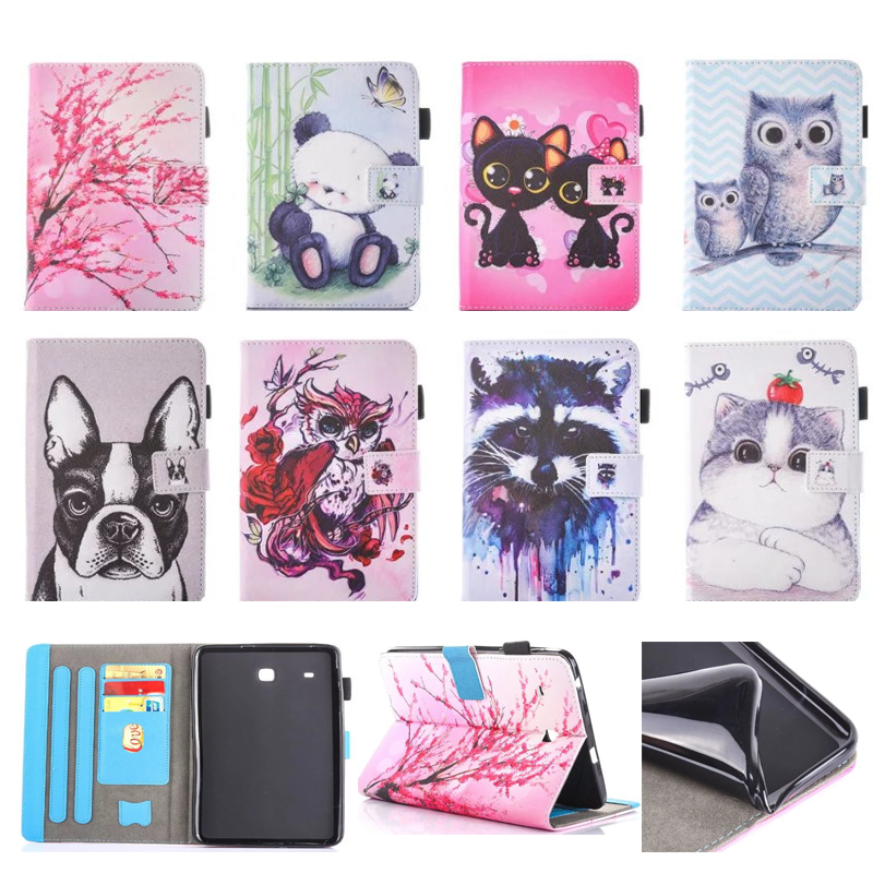 Tablet Case Stand Case For Samsung Galaxy Tab E 8 0 T377 T377V SM T377 Case